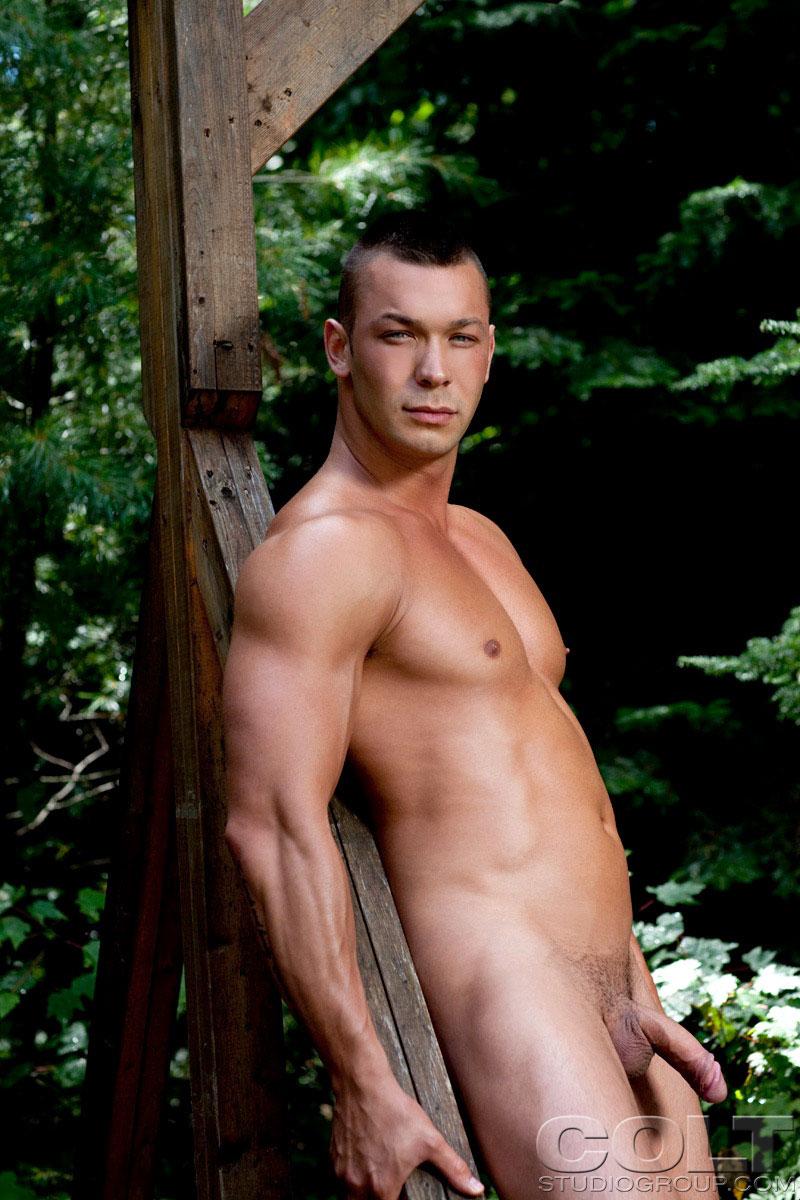 8661 15 Nude Hunk John Sebastian | MuscleBuds   Gay Muscle Men, Fotos of Gay Muscles