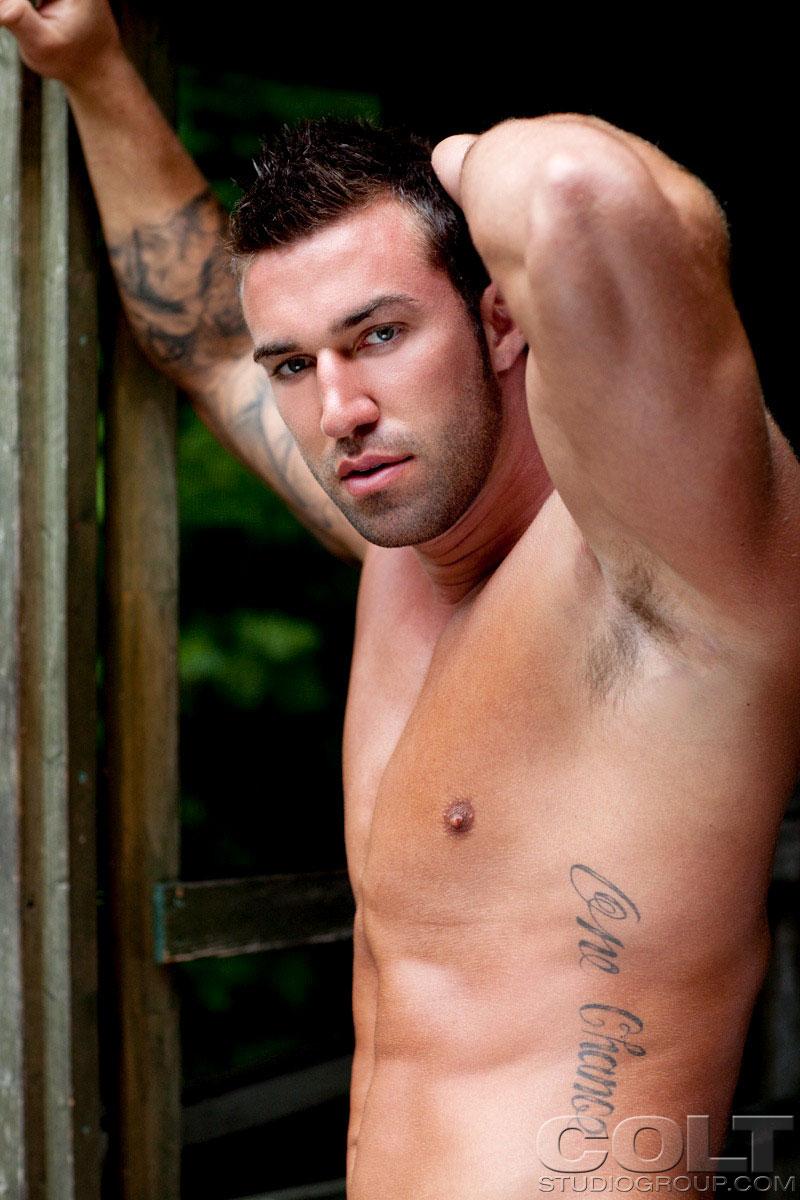 8664 02 Nude Hunk John Sebastian | MuscleBuds   Gay Muscle Men, Fotos of Gay Muscles