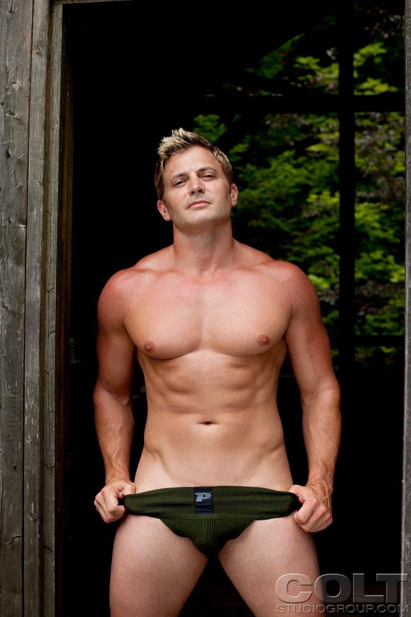 8657 06 Nude Hunk John Sebastian | MuscleBuds   Gay Muscle Men, Fotos of Gay Muscles