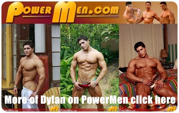 Dylan Hunter on PowerMen