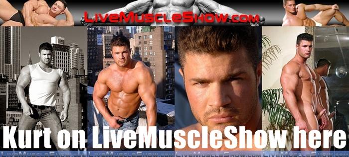 Kurt Beckmann on LiveMuscleShoe