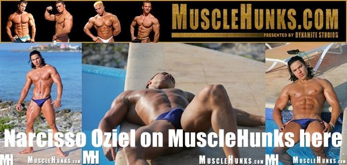 Narcisso Oziel - MuscleHunks