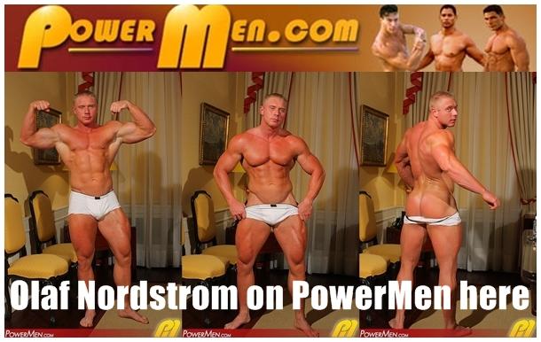 Olaf Nordstrom - PowerMen