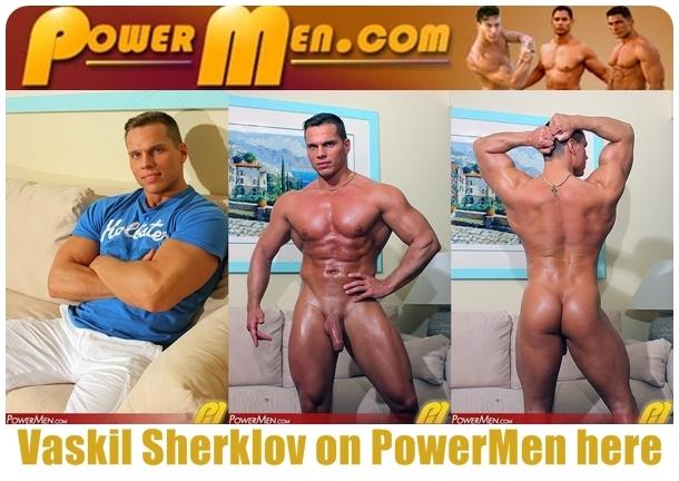 Vaskil Sherklov - PowerMen