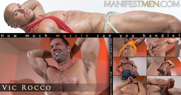 Vic Rocco - ManifestMen
