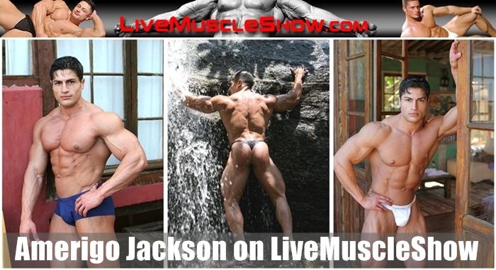 Amerigo Jackson - LiveMuscleShow