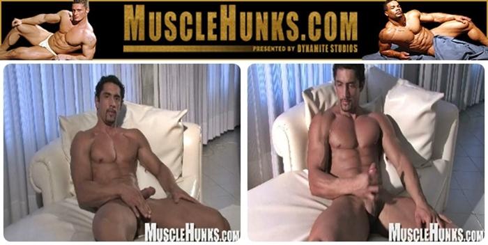 Dimitri Popolos - MuscleHunks