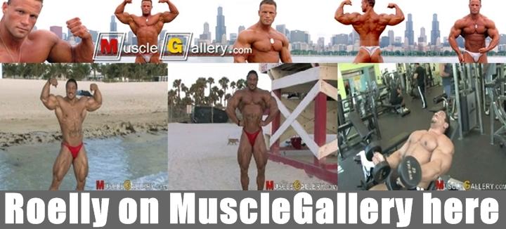 Roelly Winklaar - MuscleGallery