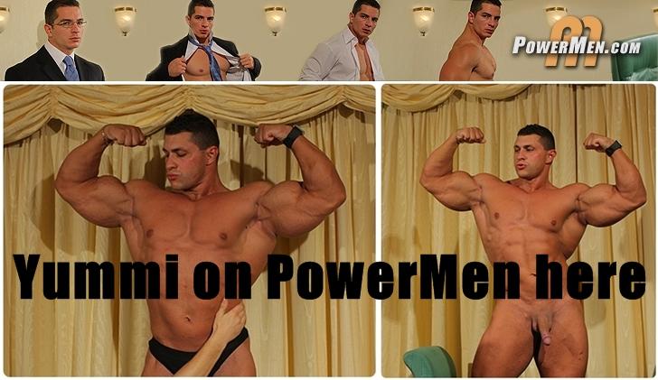 Yummi Worship - PowerMen