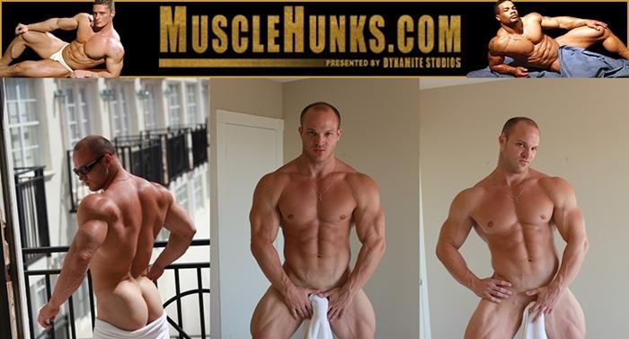 Kyle Stevens - MuscleHunks