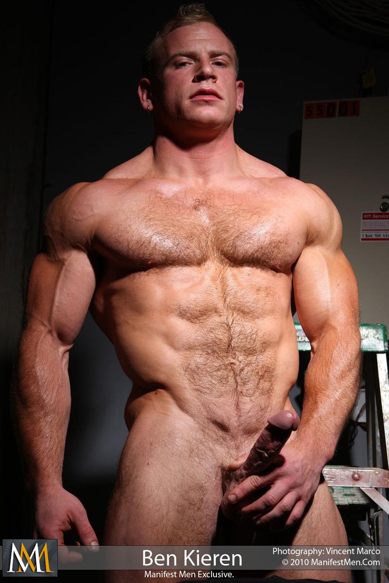 Ben Kieren Naked