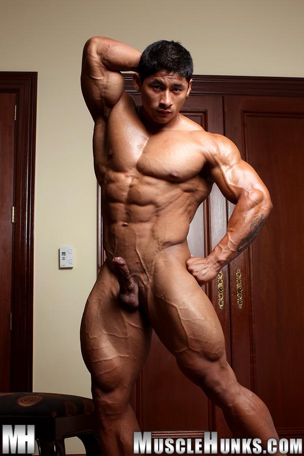 Porn free muscular latino naked gay