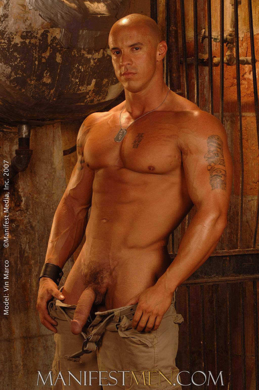 Vin Diesel Nude Naked